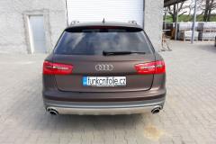 Audi A6 Allroad po celopolepu