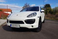 Porsche Cayenne po celopolepu